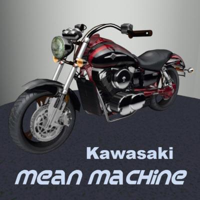 3d max motorcycles