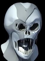 zombie demon 3d model