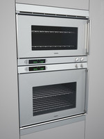 Gaggenau Double Wall Oven