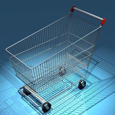shopping cart 3ds