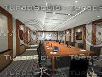 boardroom 3d max