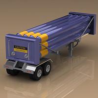 max liquid nitrogen trailer