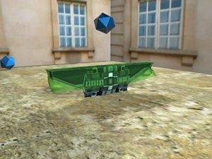 dynamics cloth jet 3d model