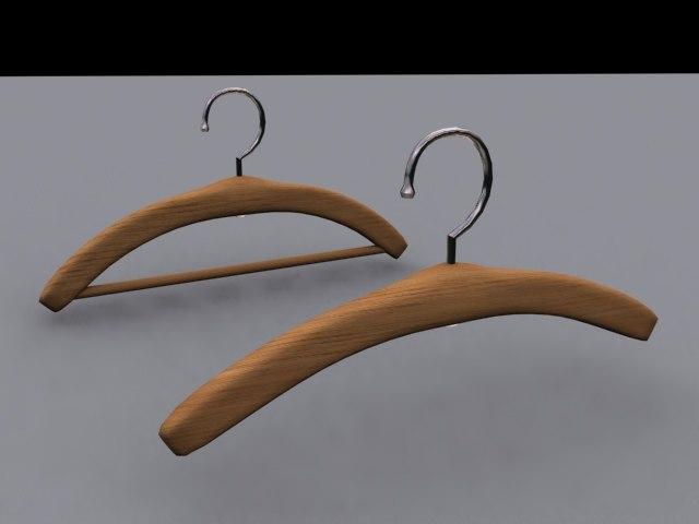 hanger 3d model