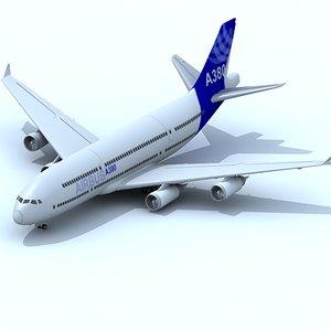 max airbus a380