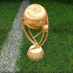 3ds max fifa world cup soccer