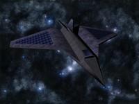 terahawk fighter 3d model