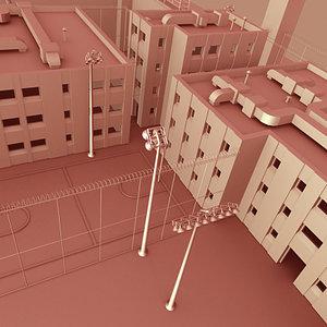 lwo prison yard