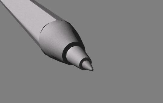 ball point pen 3d 3ds