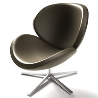 Shell armchair by BoConcept