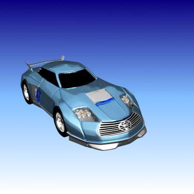 max toyota concept car