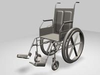 lwo wheelchair wheels chair