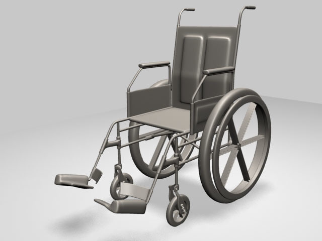 lwo wheelchair wheels chair