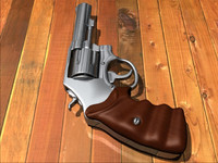 lwo smith wesson revolver gun