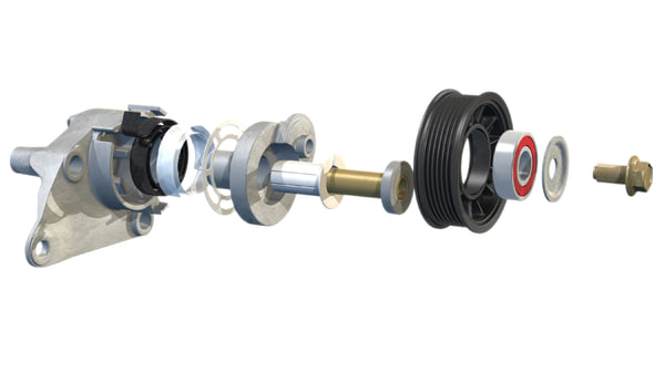tensioner vehicle 3ds