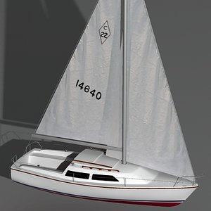 max catalina 22 sail boat