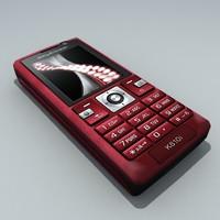 Sony ericsson K610i - max7_gmax_3ds