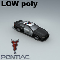 Pontiac_GTO_highway patrol - max7 3ds gmax