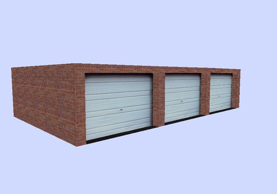 garages 3ds