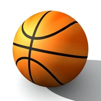 lightwave basketball ball