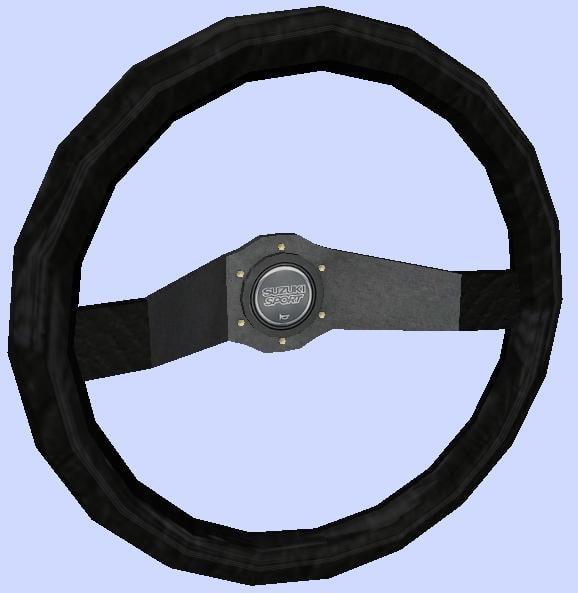3ds sports steering wheel