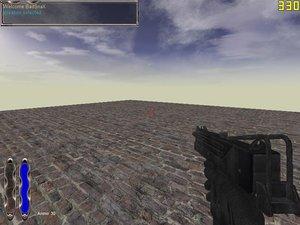 glock weapon 3d model