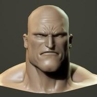 AAA  Angry Head