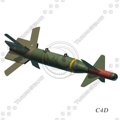 gbu27 bomb 3ds