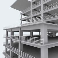 office construction model