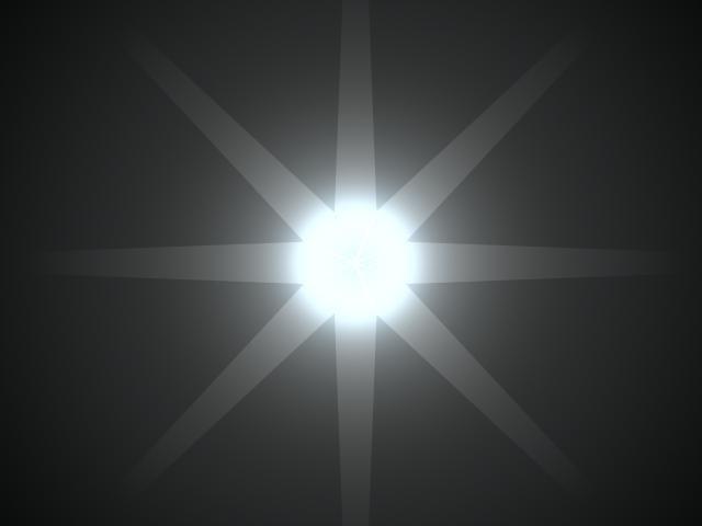 star light 3d model