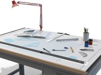 drafting table.max