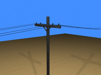 lightpost light post 3ds