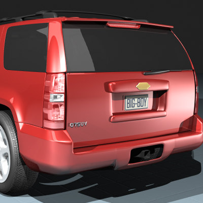 sport utility vehicle 2007 3d lwo