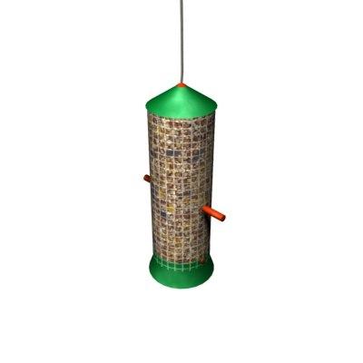 bird feeder 3d model