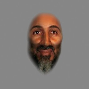 3ds max bin laden face mask