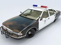 LAPD Chevrolet Caprice