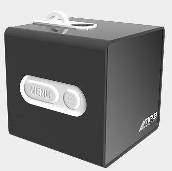 qbe player 3d model