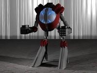 maya mech weapons sci-fi