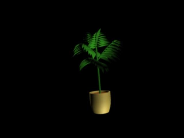 small palm tree max free