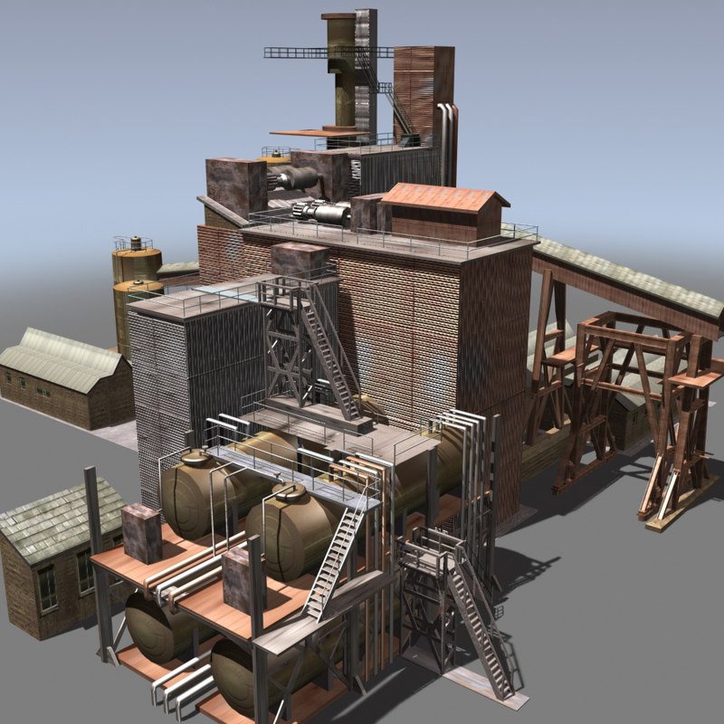 3ds max factory