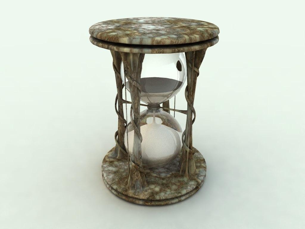 3d hourglass bryce vue