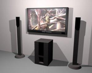 3d plazma tv