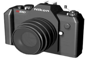 professional camera 3d 3ds