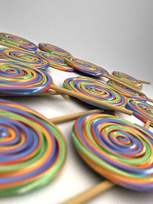 candy sweet 3d model