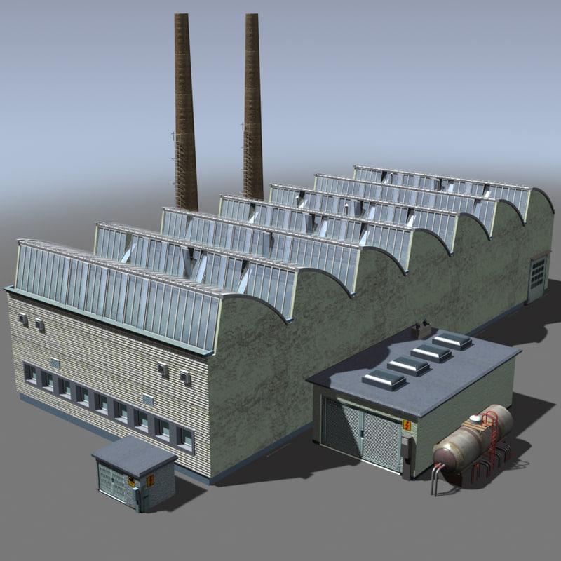 factory factory02 3d max
