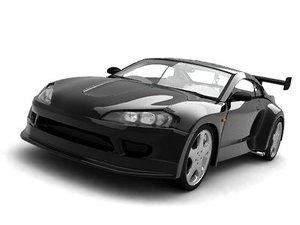 3d model cars auto vehicle