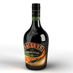 bottle baileys 3ds