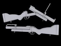 3d ed m grenade launcher