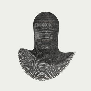 maya chainmail coif chain mail