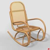 Chair rocking001_max.ZIP